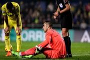 Вилјареал без првиот голман до крајот на сезоната
