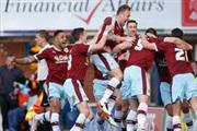 Барнли се врати во Премиер лигата