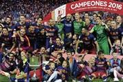 Барселона по продолженија до двојната круна