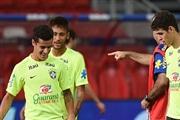 Кутињо, Хулк и Вилијан ќе го предводат Бразил