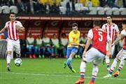 Бразил прв на Мундијалот, Аргентина во проблеми