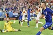 Хрватска ја прати Шпанија против Италија