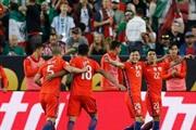 Чиле преку Колумбија до финалето и Арегентина