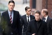 Фирмино плати казна од 20.000 фунти бидејќи возел пијан