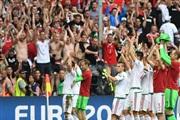 Во осминафиналето Словачка, Северна Ирска, Унгарија