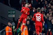 Ливерпул во полуфиналето на Лига купот, Вудбурн најмлад стрелец во историјата