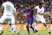 Барселона го испрати Шапекоенсе со петка