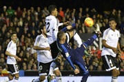 Реал и Валенсија на теренот на 22-ри февруари