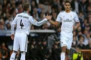 Варан се враќа, Реал се жали за црвениот картон на Рамос
