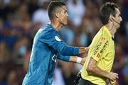Роналдо добро помина – суспендиран на пет натпревари!