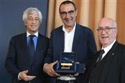 Калчо: Златната клупа за Маурицио Сари
