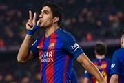 Суарес суспендиран на два натпревари, Барселона ќе се жали