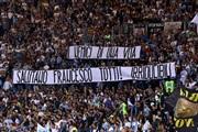 """Навивачите на Лацио му пишаа на Тоти: """"Најдобриот непријател"""""""