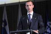 Словенецот Чеферин e седмиот претседател на УЕФА
