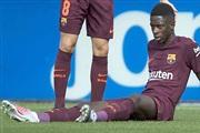 Проблем за Барселона - Дембеле ја повреди тетивата