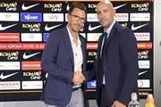 Почнува нова ера во Рома: Ди Франческо нов тренер