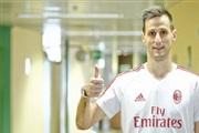 Калиниќ официјално нов играч на Милан