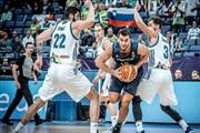 Познати се четири двојки за осминафиналето на Евробаскетот