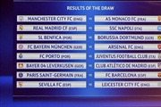 Лига на шампиони: Барса со ПСЖ, Арсенал против Баерн