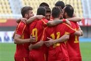 Македонија едно место подолу на ранг-листата на ФИФА