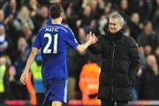 Матиќ во Манчестер јунајтед како трет избор на Мурињо
