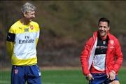 Венгер: Имам силен тим, Алексис е среќен овде