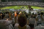 Колумбија им оддаде почест на хероите на небото