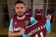 Билиќ го доведе Снодграс за 10,2 милиони фунти