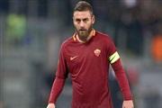 Рома без Де Роси во дербито со Лацио
