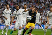 """Формалност за Реал на """"Висенте Калдерон"""""""