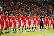 Македонија на Светското првенство против Шпанија, Исланд и Тунис