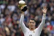 """Роналдо е добитник на Златната топка на """"Франс фудбал"""""""