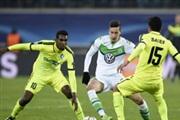 Волфсбург брка прво осминафинале