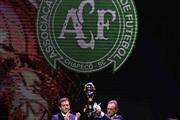 На Шапекоенсе врачен трофејот на Копа Судамерикана