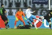 Шалке надополни 0-2, Мата за пласман, Рома испадна