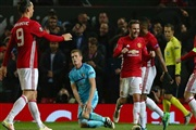 Лига на Европа: Јунајтед уверлив, Џеко ја носи Рома