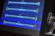 Лига на шампиони: Реал доаѓа во Минхен, Барселона во Торино