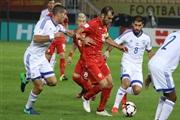 Македонија несреќно поразена од Израел