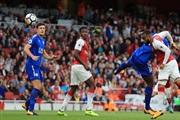 Огномет на стартот на Премиер лигата, Арсенал го победи Лестер со 4-3