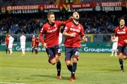 Џенова со двата гола на Пандев во осминафиналето на Купот на Италија