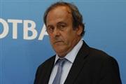Платини ја повлече кандидатурата за претседател на ФИФА