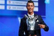 Роналдо е најдобриот фудбалер на Европа