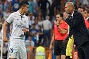 Зидан: Родригес останува во Реал