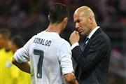 Зидан: Роналдо ќе блесне како и секогаш кога е важно