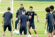 Бразил граби низ квалификациите, Меси во Аргентина