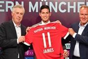 Хамес го продолжи договорот со Реал, па замина во Баерн
